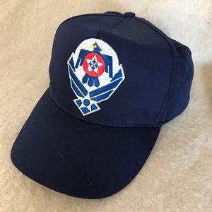 Vintage US Air Force SnapBack Hat